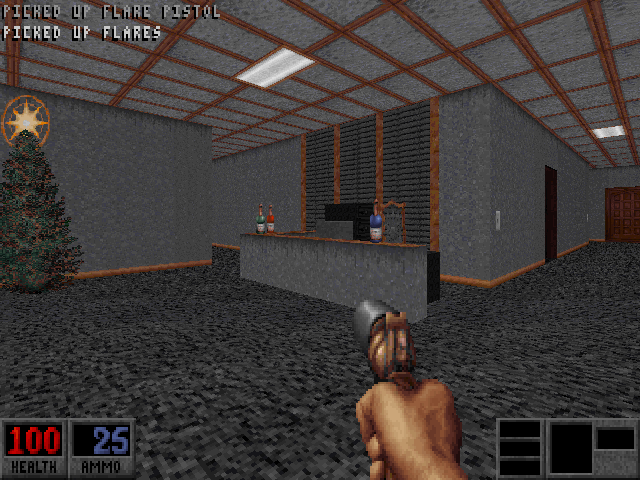 Blood: Plasma Pak DOS New multiplayer map based on Monolith's building.