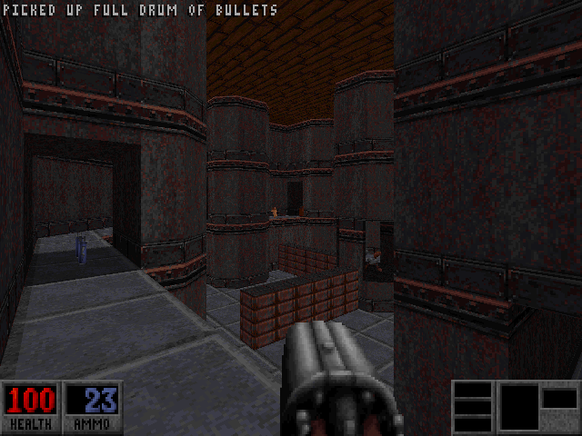 Blood: Plasma Pak DOS Second new multiplayer map - Power