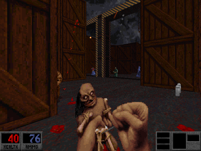 Blood: Plasma Pak DOS Level 3 - Public Storage
