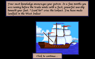 Sid Meier's Pirates! Amiga Sailing for adventure on the deep blue sea!