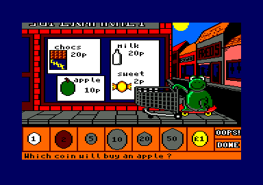 fun school 4 for 5 to 7 year olds screenshots for amstrad cpc mobygames mobygames