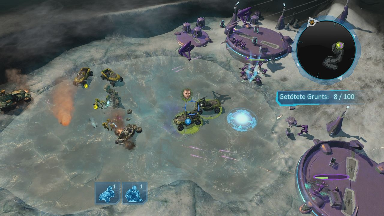 Halo Wars Screenshots for Xbox 360 - MobyGames