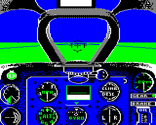 Spitfire '40 BBC Micro Ready for take off