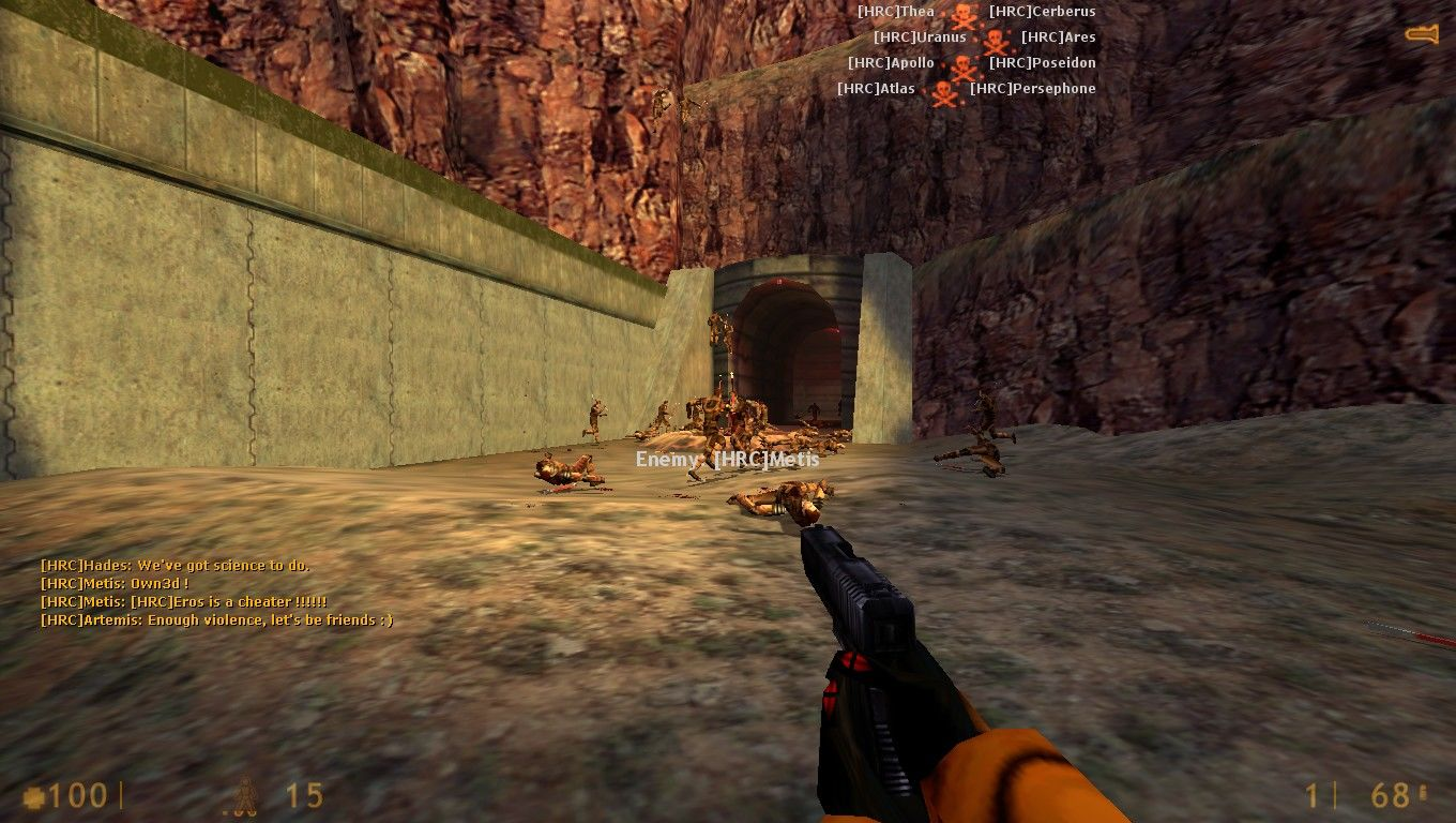 Half-Life: Deathmatch - Source 3