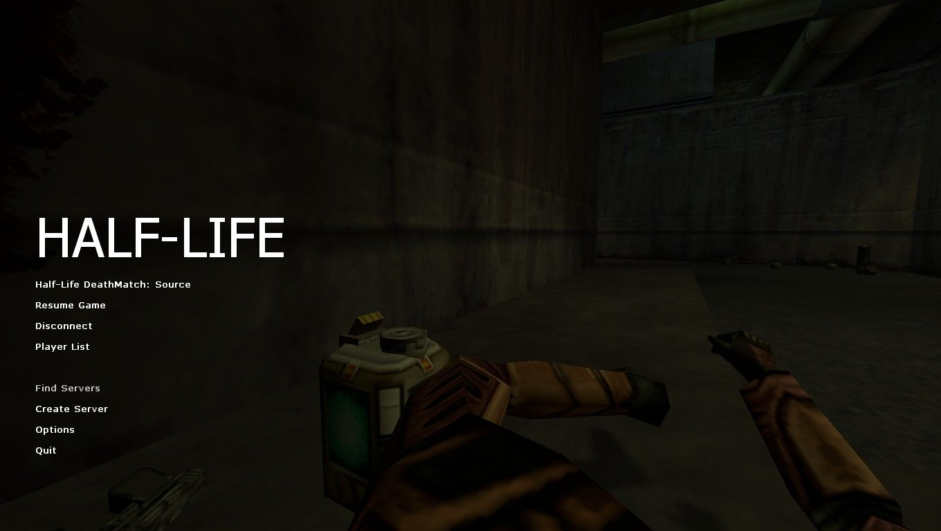 Half-Life: Deathmatch - Source 0