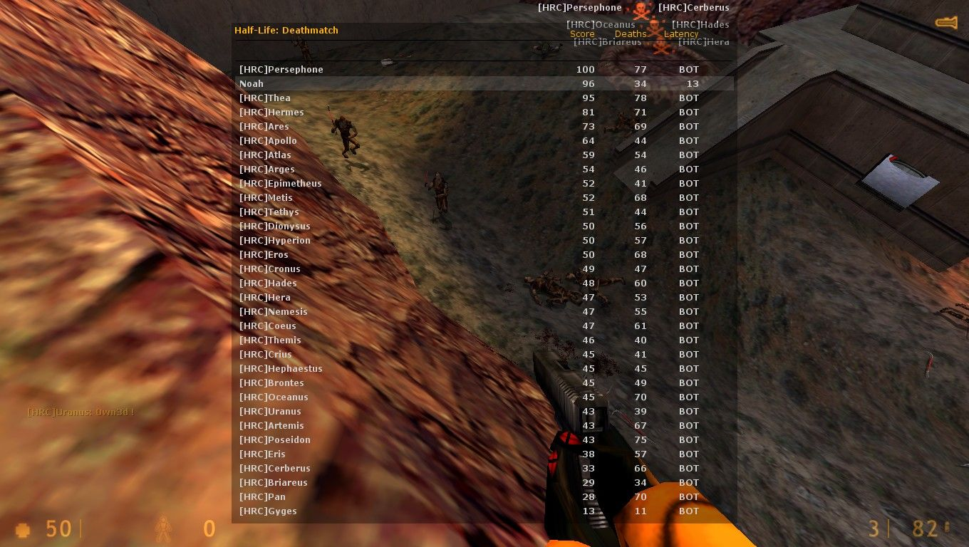 Half-Life: Deathmatch - Source 2