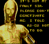 Star Wars Game Gear 3PO tells us about R2's escape
