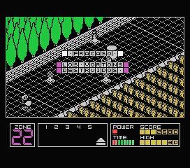 Highway Encounter MSX Failure! The Vortons were destroyed.