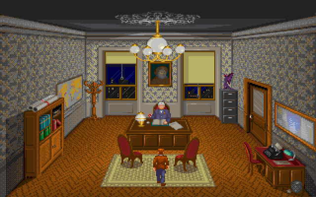 Call of Cthulhu: Shadow of the Comet PC-98 An interesting discusiion...