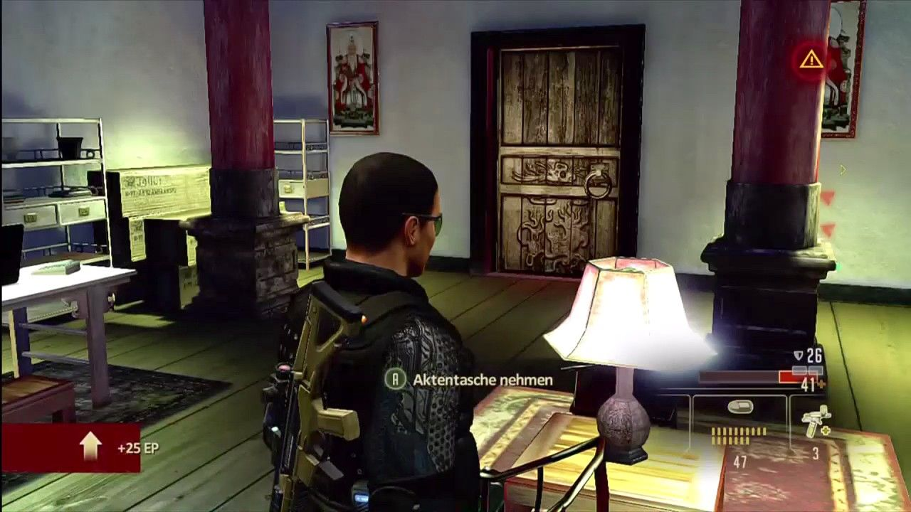 Alpha Protocol Xbox 360 Collecting money during missions is important otherwise you won't get any.