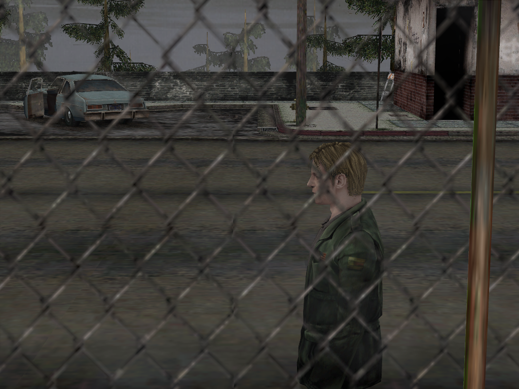 Silent Hill 2: Restless Dreams Windows Just get in your car and leave...