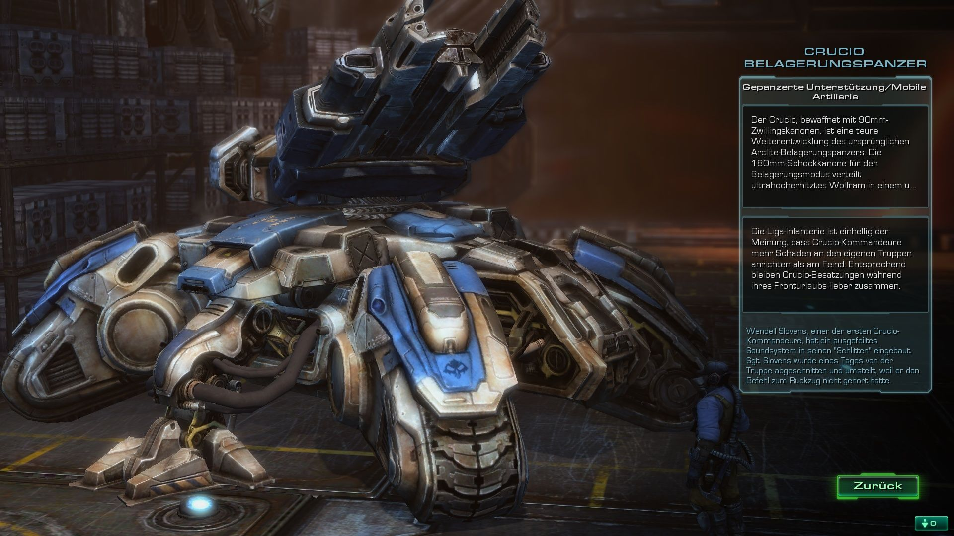 "StarCraft II: Wings of Liberty Windows ""Who ordered Siege Tanks onto my battlefield?"""