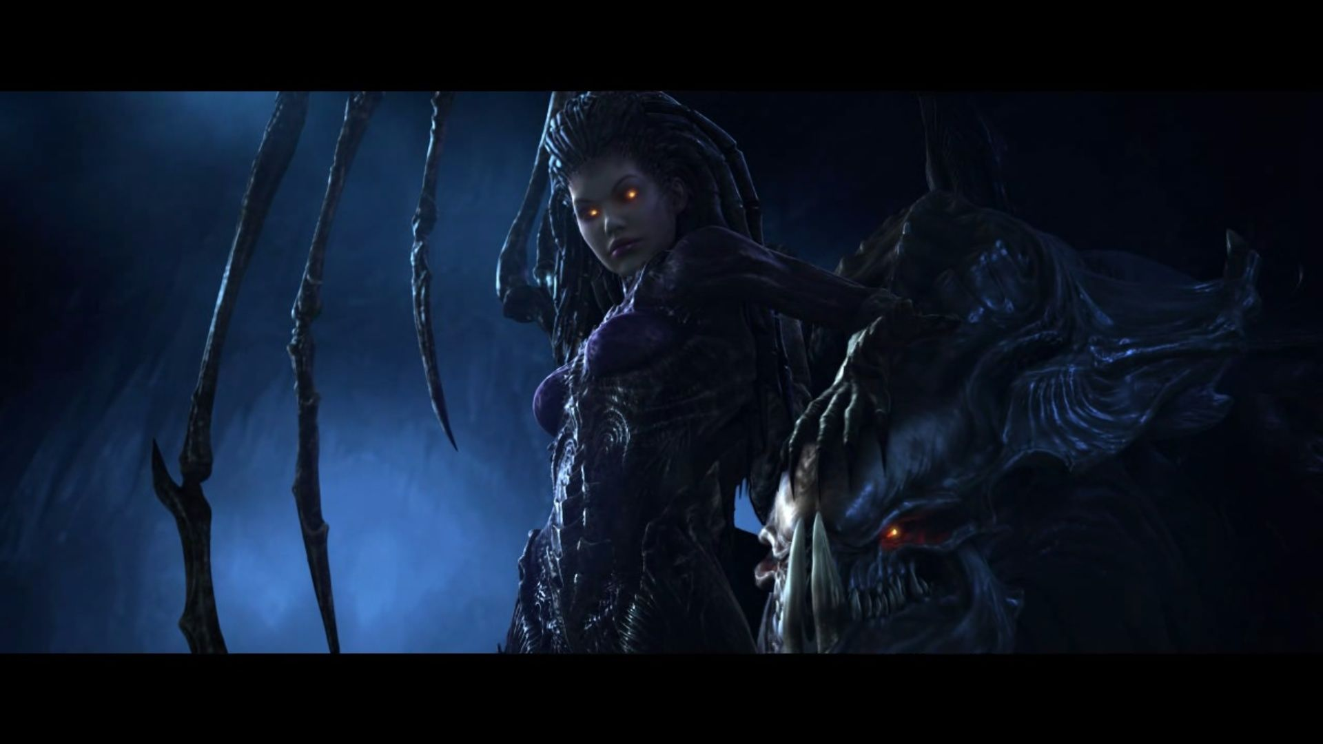 StarCraft II: Wings of Liberty Windows Of course Kerrigan's back!