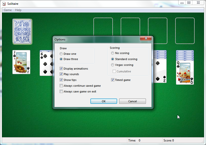 microsoft windows 7 included games screenshots for windows mobygames