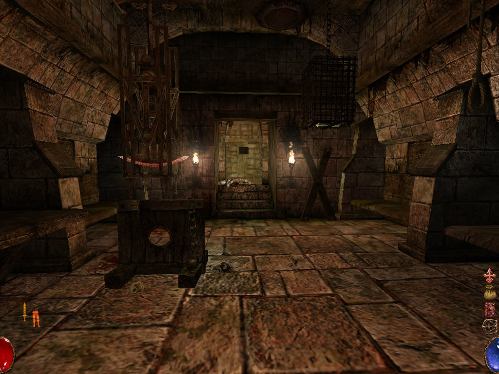 Arx Fatalis Windows The torture room in one of the many dungeons
