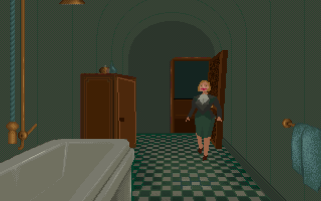 Alone In The Dark Screenshots For Pc 98 Mobygames
