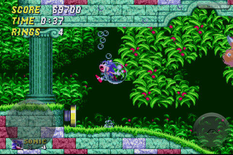 Sonic The Hedgehog 2 Screenshots For Arcade Mobygames