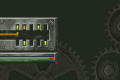 Tom Clancy's Splinter Cell: Pandora Tomorrow Game Boy Advance Mini game for picking a door lock