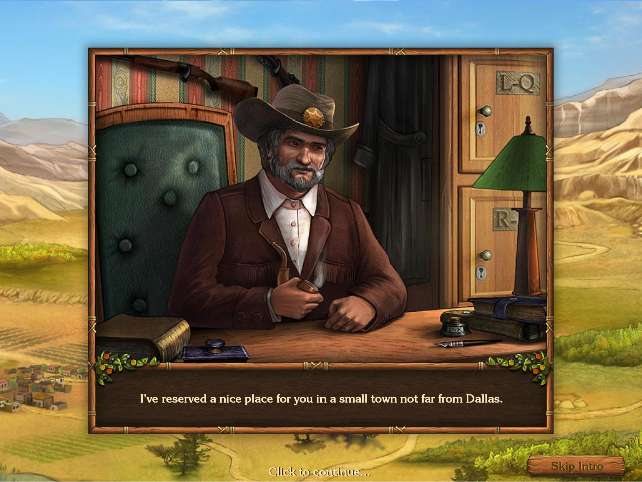 Golden Trails: The New Western Rush Windows Introduction