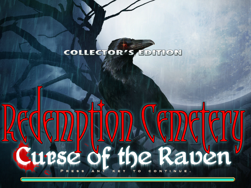 Redemption cemetery curse of the raven walkthrough iphone