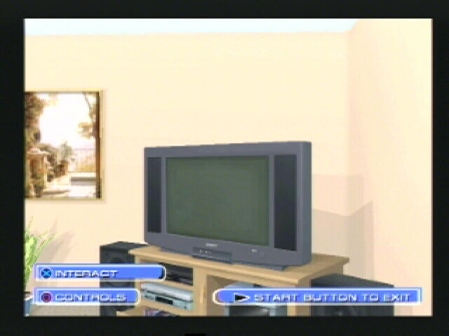 Summer Heat Beach Volleyball PlayStation 2 Watch music videos you unlock on the widescreen TV
