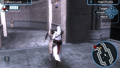 Assassin S Creed Bloodlines Screenshots For Psp Mobygames
