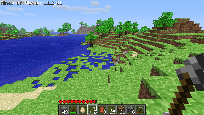 Minecraft Windows Marshland?