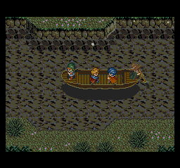 The Legend of Xanadu II TurboGrafx CD A sweet boat ride...