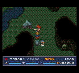 The Legend of Xanadu II TurboGrafx CD My party members are quicker than me to start hitting the enemies