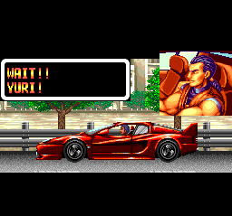 Art of Fighting TurboGrafx CD Short and similarly-looking scenes appear between levels