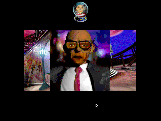 The Residents' Bad Day on the Midway Macintosh Oh no its the IRS man