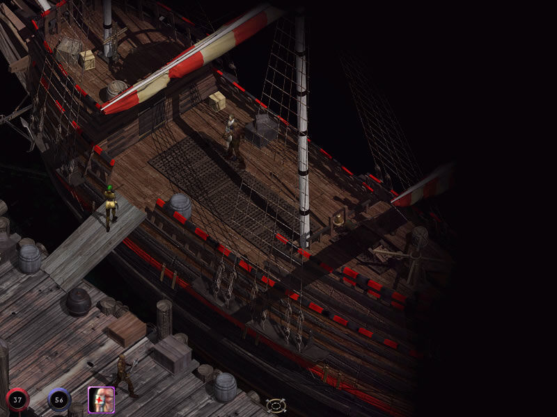 Lionheart: Legacy of the Crusader Windows A beautiful ship of the Spanish armada