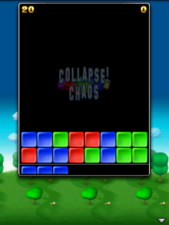 Collapse! Chaos Android Classic mode