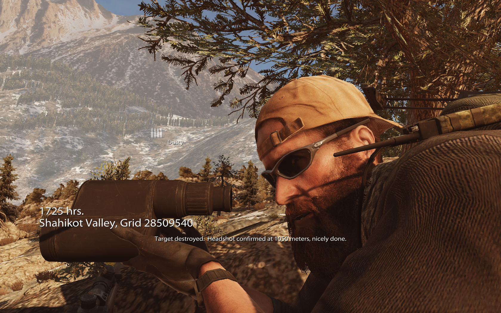 Medal of Honor Windows Another mission with your friend Dusty, this time he'll assist you in your sniping
