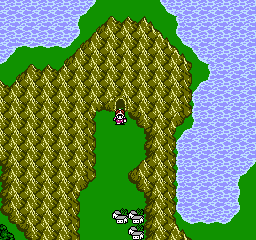 Final Fantasy III Screenshots for NES - MobyGames