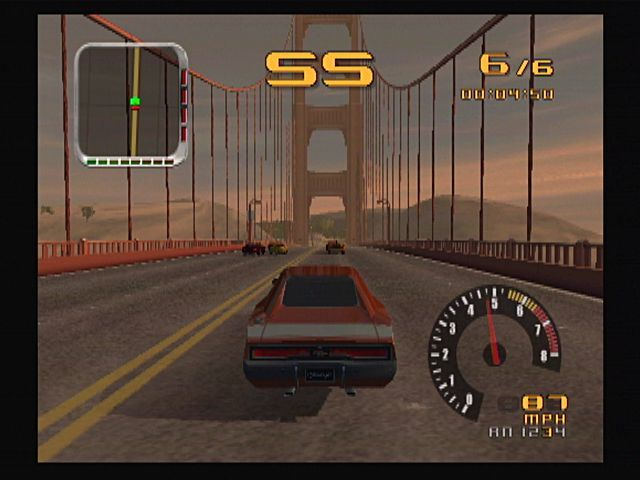 test drive screenshots for playstation 2 mobygames