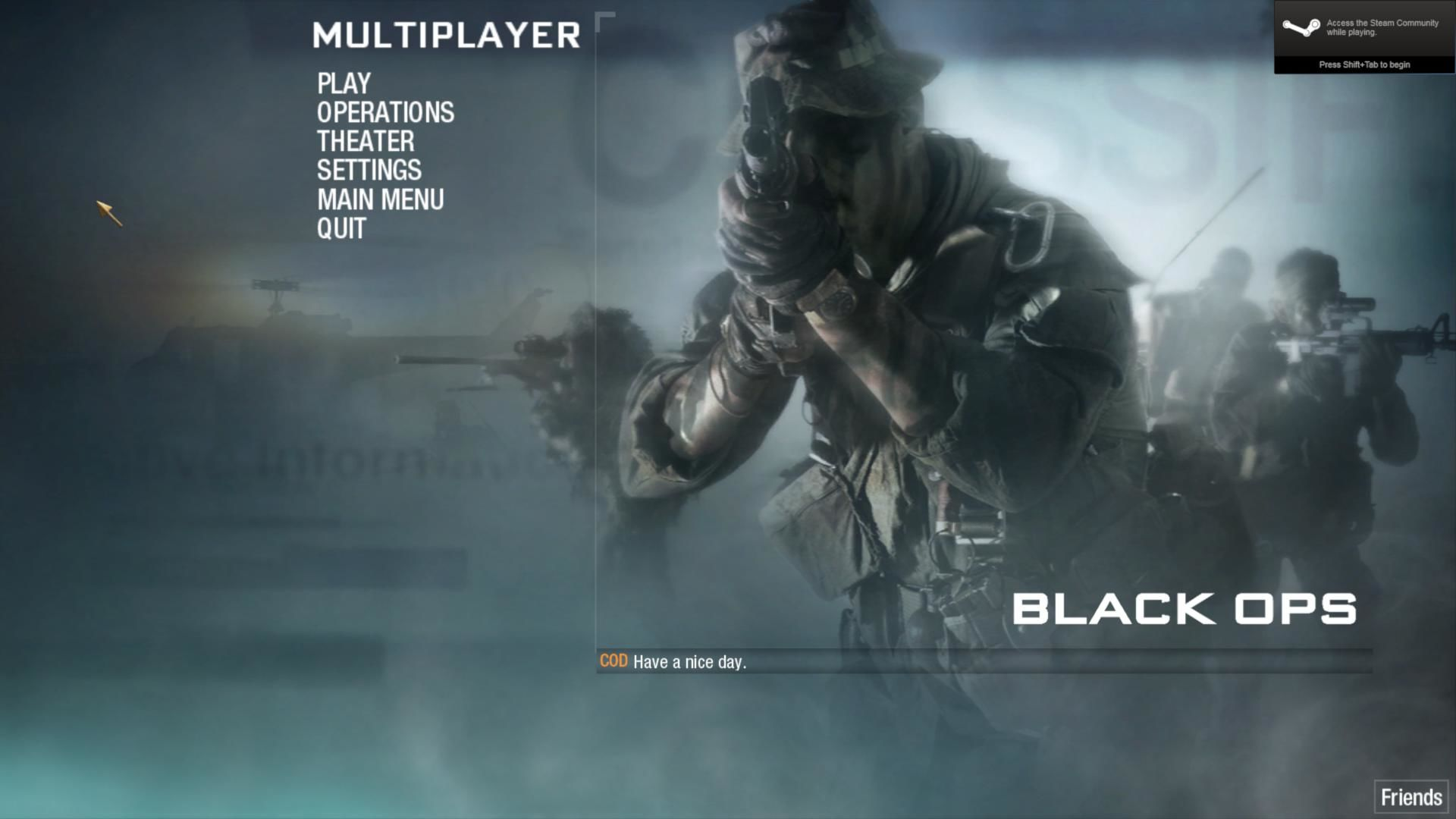 Call Of Duty Black Ops Screenshots For Windows Mobygames