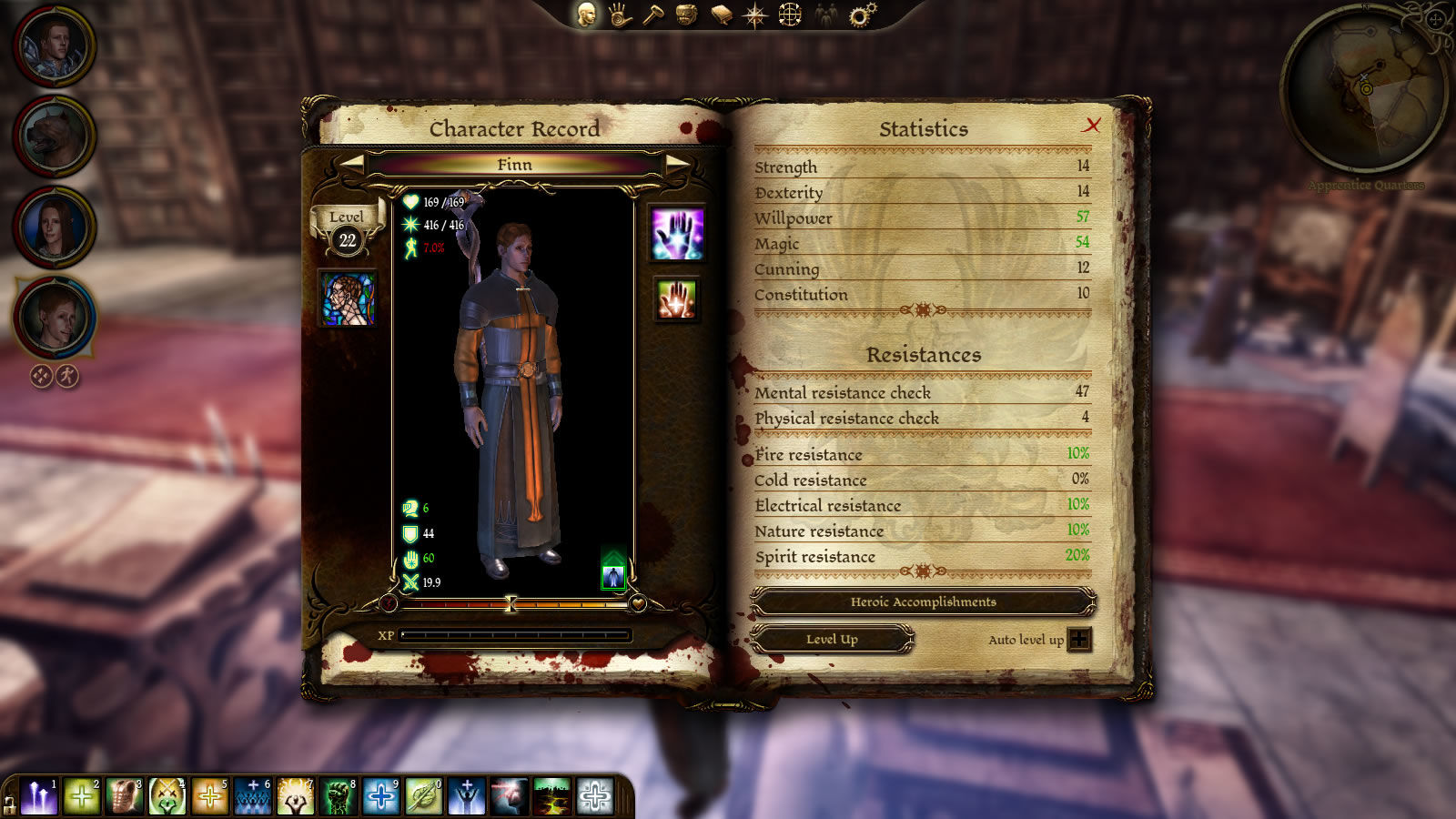 Dragon Age: Origins - Witch Hunt Windows And his rap sheet