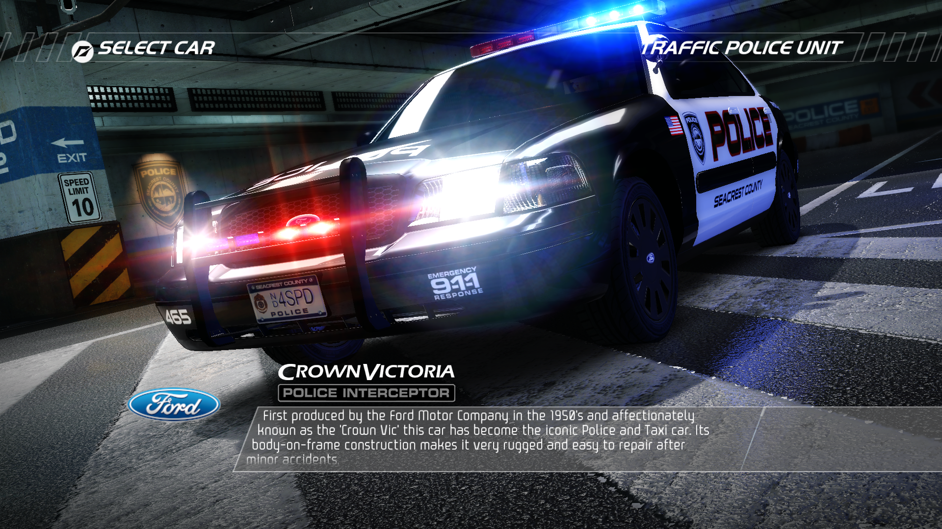 Need for Speed: Hot Pursuit Windows Everyone has to begin with something basic.