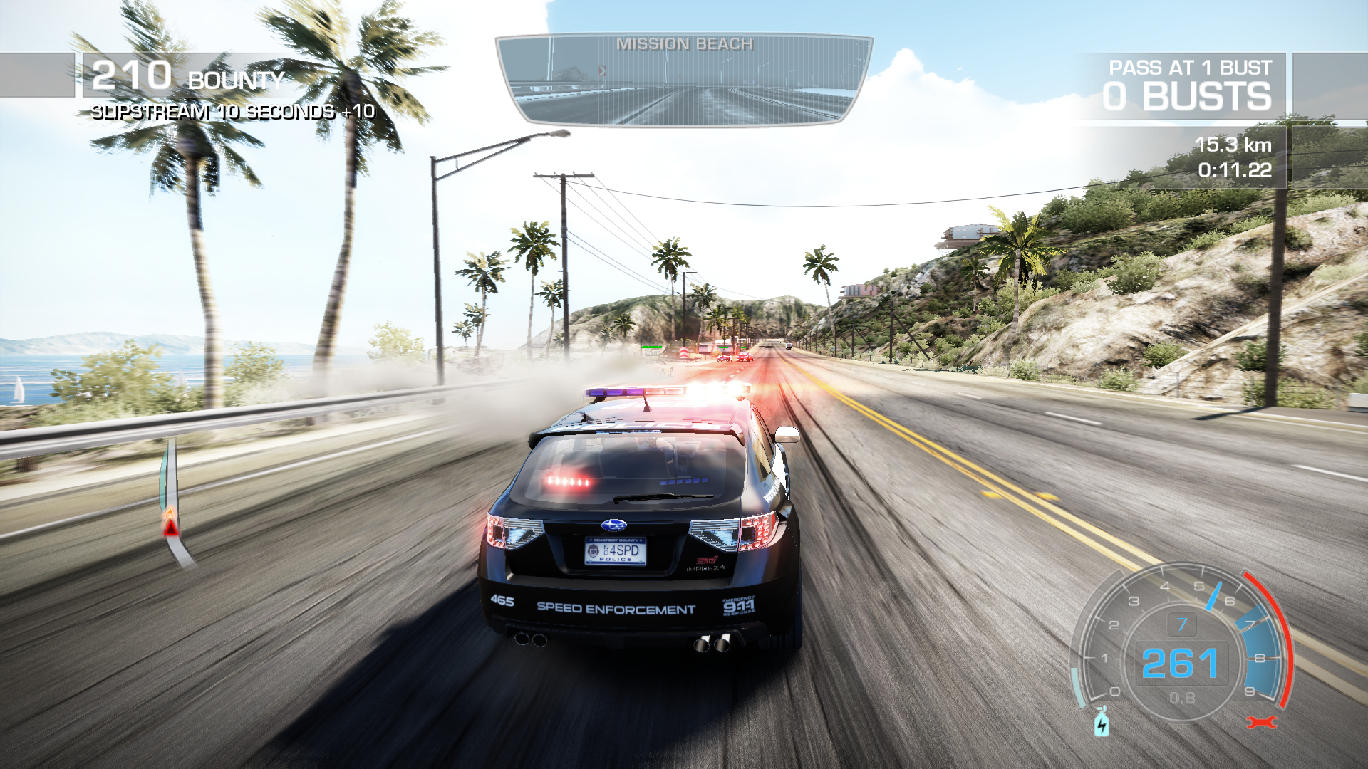 Need for Speed: Hot Pursuit Windows Such a good day for a couple of arrests.