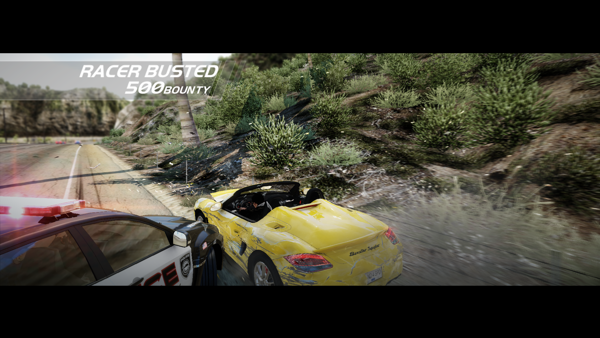 Need for Speed: Hot Pursuit Windows Boom!