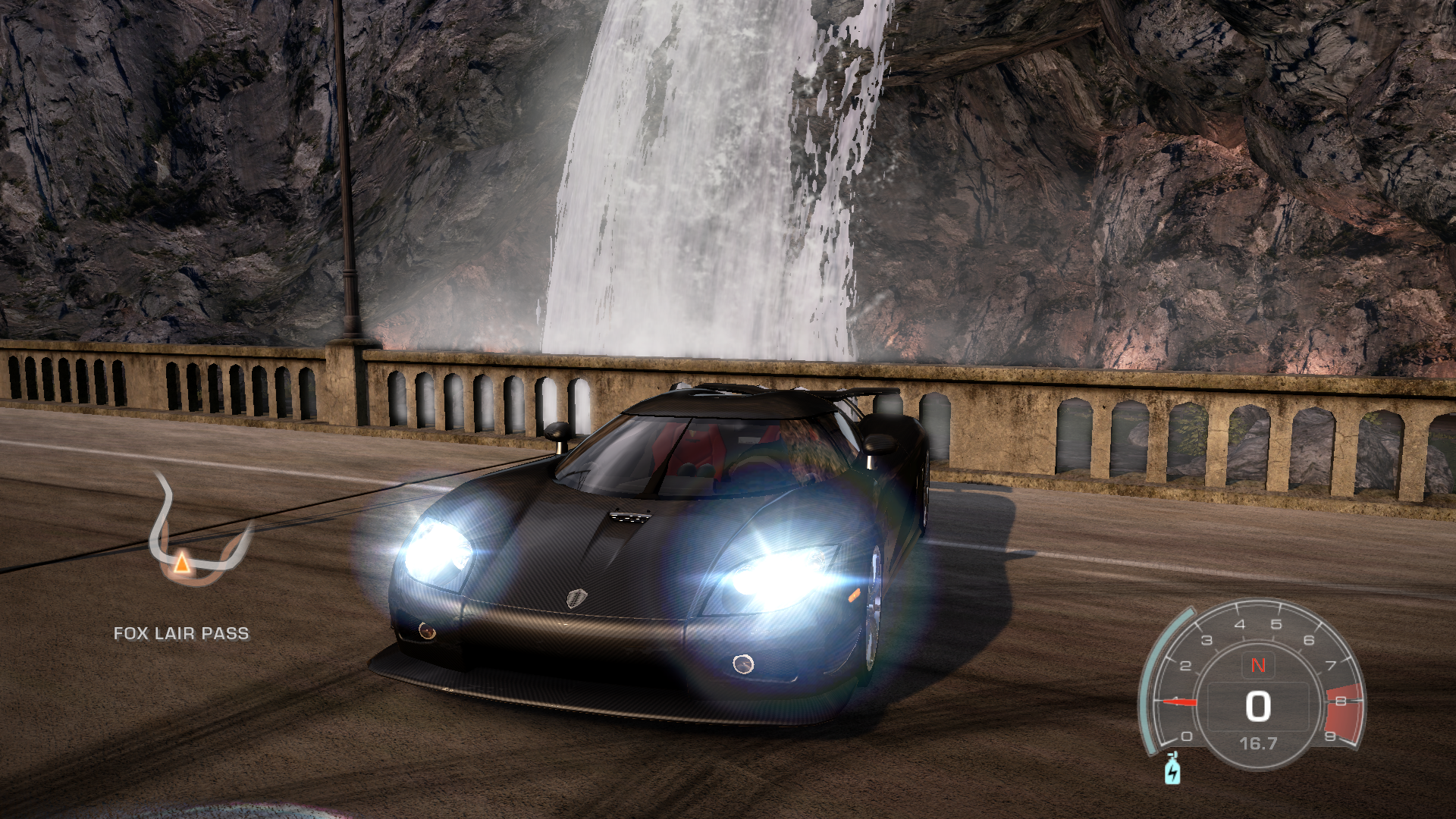 Need for Speed: Hot Pursuit Windows DICE have done a really good job.