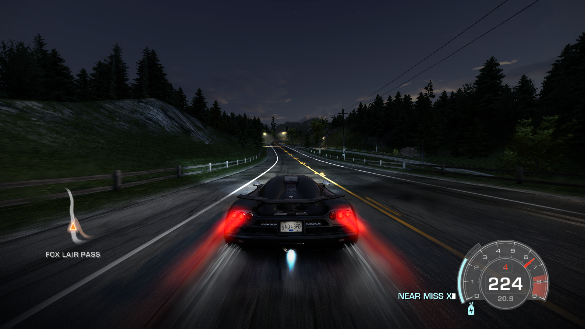 Need for Speed: Hot Pursuit Windows TURBO!
