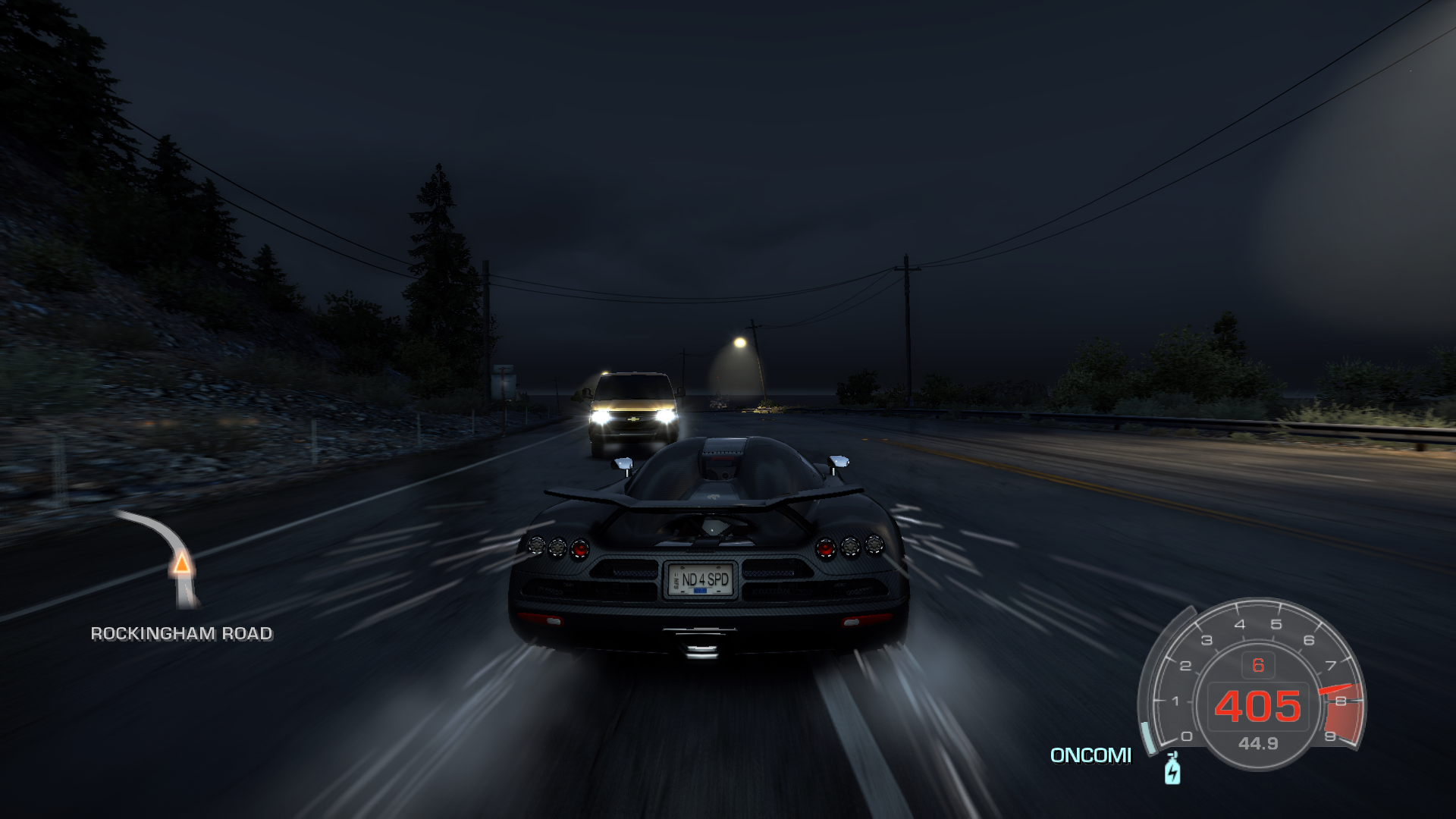 Need for Speed: Hot Pursuit Windows I'm mad!