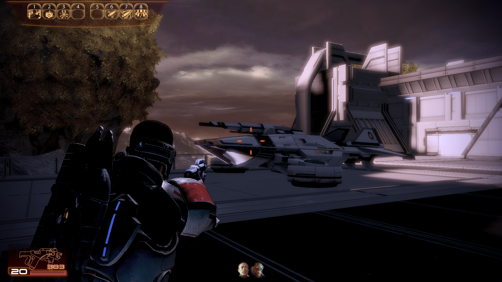 Mass Effect 2: Overlord Windows Welcome back, Hammerhead!