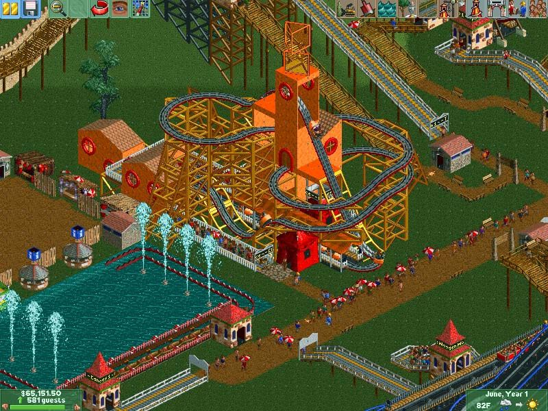 RollerCoaster Tycoon 2 Screenshots for Windows - MobyGames