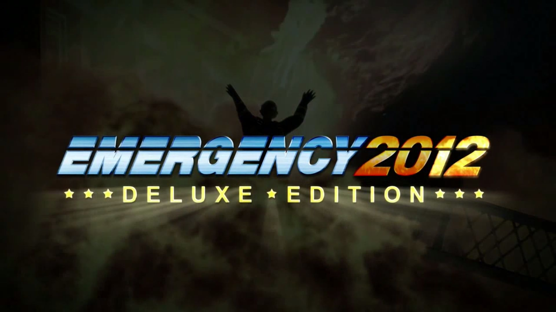 Emergency 2012 (Deluxe) Windows End of the intro fading into the game logo.
