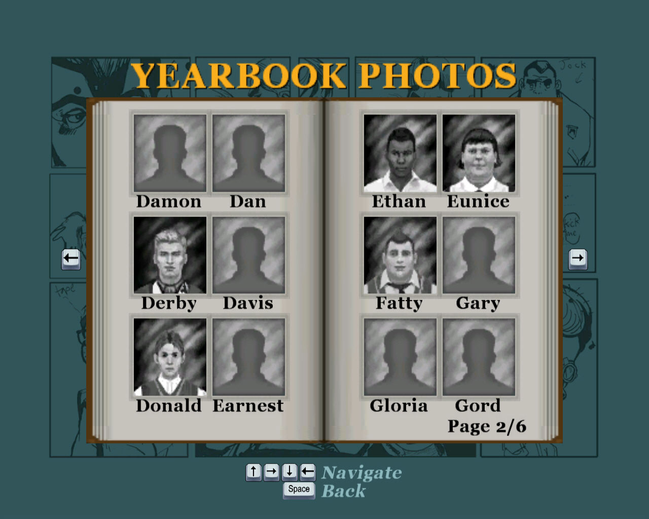 Bully: Scholarship Edition Windows The yearbook. Gotta catch 'em all!