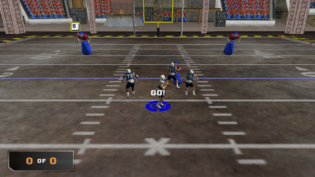 Madden NFL 08 Windows Skill Drills - Passing