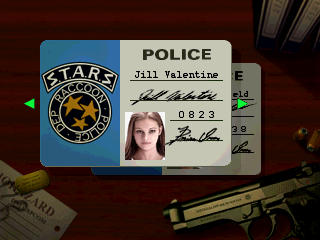 Resident Evil: Director's Cut PlayStation I always end up playing the girl for some reason.